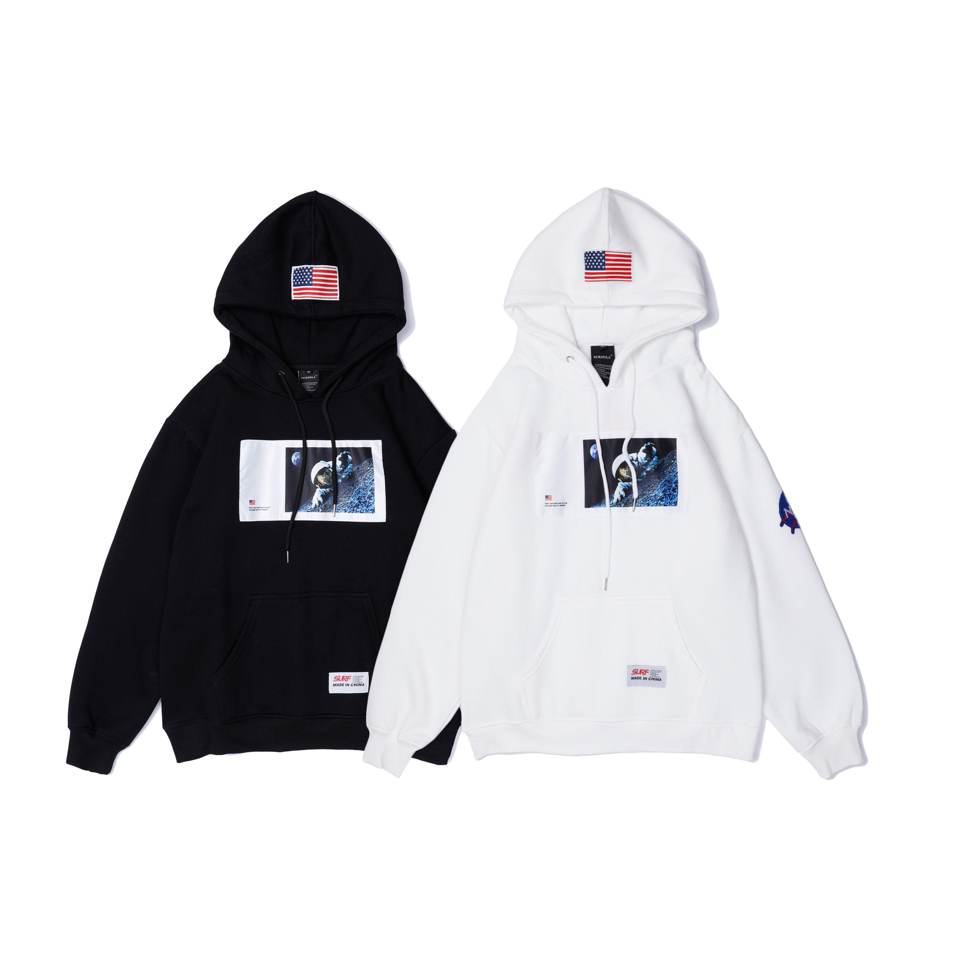 Hoodiea 남성 여성 디자이너 후드 긴 소매 운동복 2 색 패션 스트리트 커플 아시아 크기 M-2XL 옷
