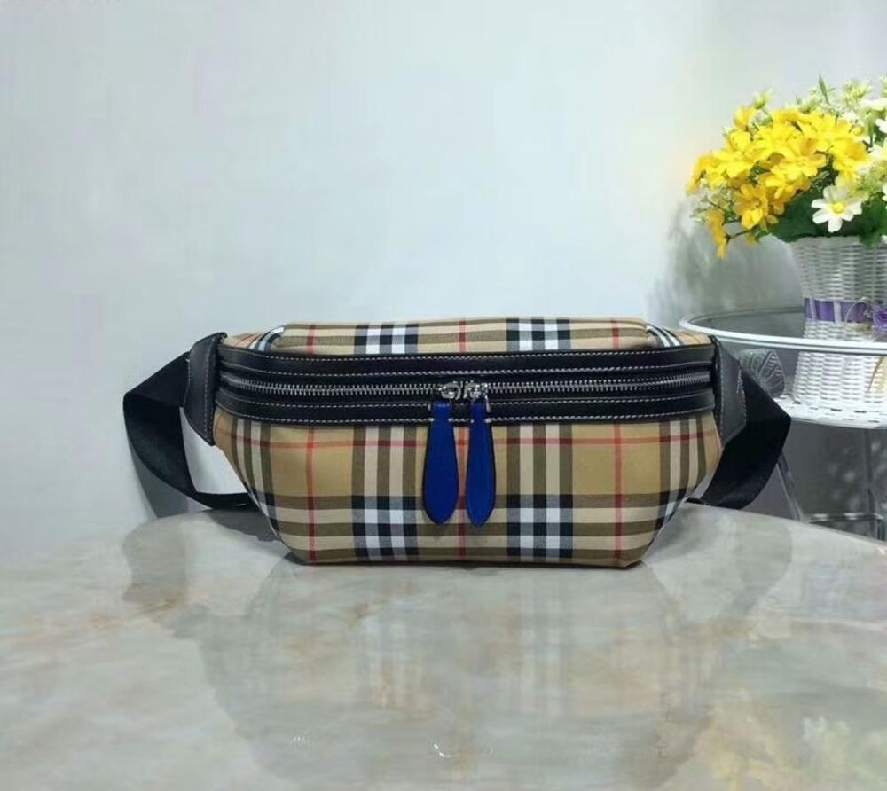 Tek Omuz Çantası Lady Bel Paketi Kadın Moda erkek Bel Paketi 0129202