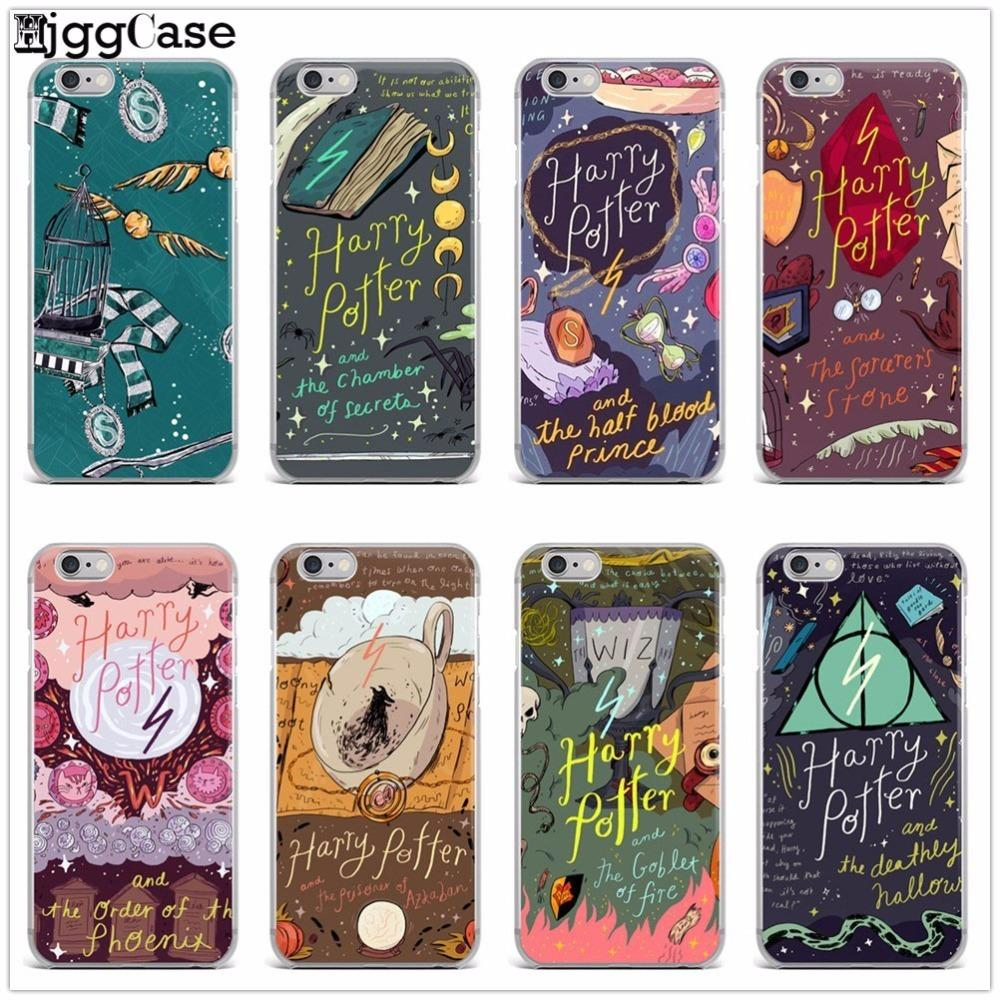 Case For Iphone 7 Harry Potter Soft Silicone Phone Case For ...