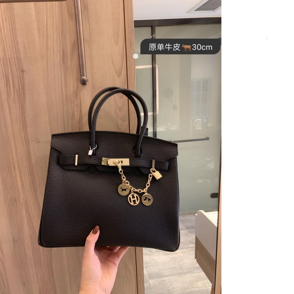 Les femmes sac taille sac à main épaule haute qualité 30cm boîte cadeau exquis WSJ003 # 120523 whatsyan03