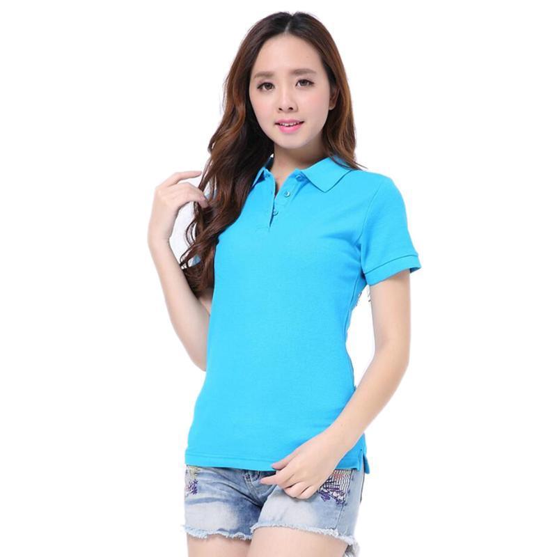 женщин рубашка хлопок обычная поло mujer женская камиза женственная рубашка с коротким рукавом весна сплошной рубашка 200г женщин