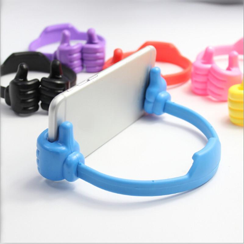 Hand Modeling Phone Stand Bracket Wholesale Mobile Phone Holder Mount For Cell Phone Tablets Universal Desk Holder