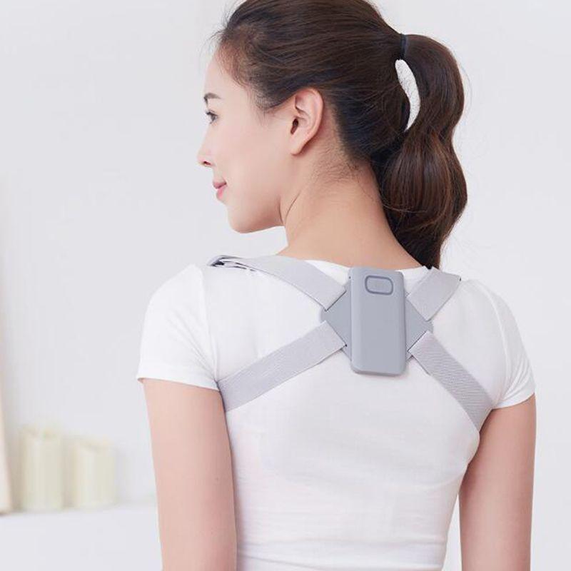 New Xiaomi Youpin Oi + Inteligentes lembrete corrigir a postura desgaste respirável Cintos Postura Intelligent Postura Belt inteligentes