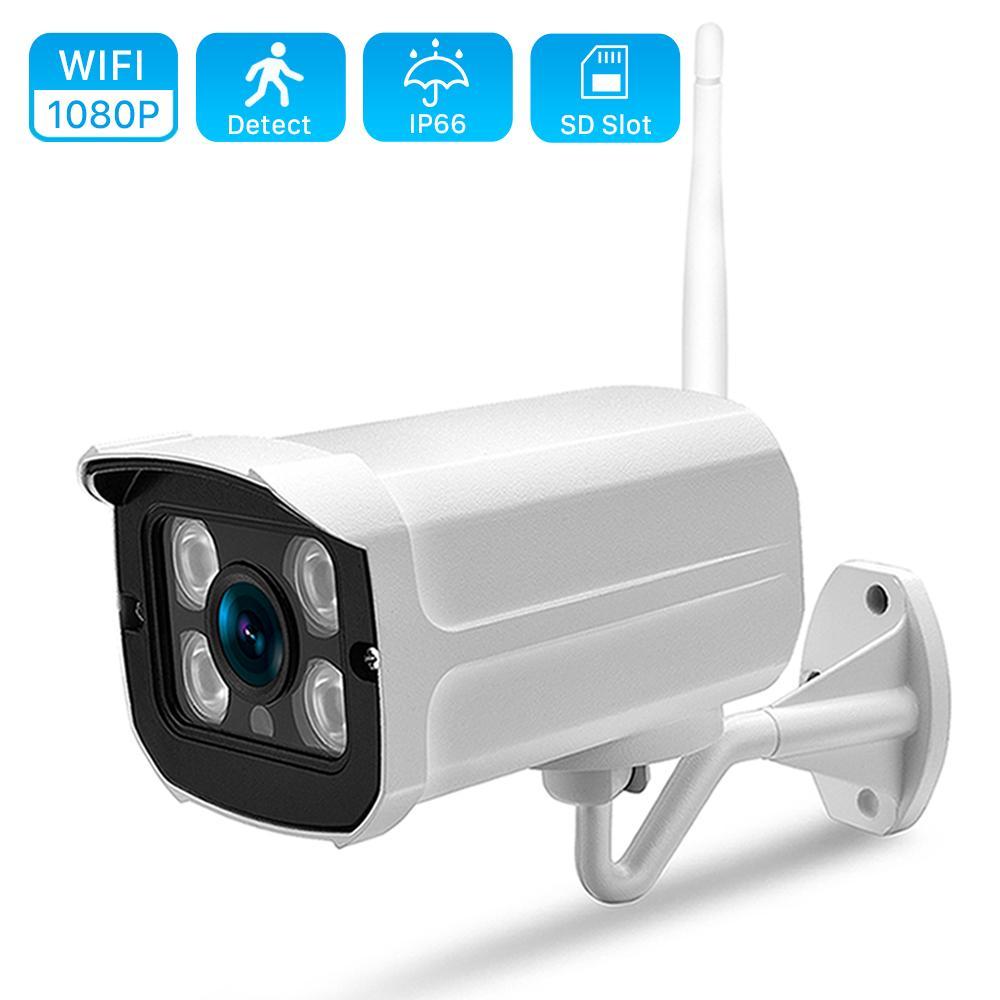 HD 1080P Wifi Caméra 1080P 960P 720P sans fil P2P 2MP CCTV080P 960P 720P sans fil 128Go carte SD