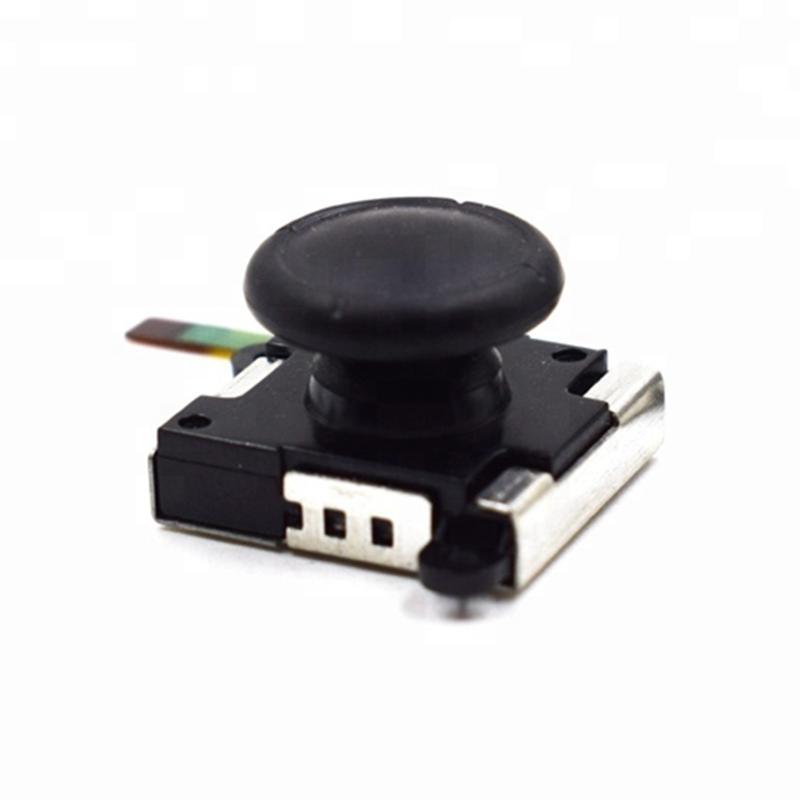 Pouce bâton Rocker Joy-con capteur 3D joystick Analog Controller Accessoires de réparation Pièces de rechange pour Nintendo