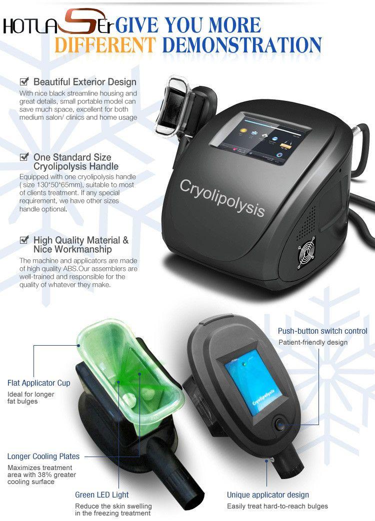 Satılık / criolipolisis makinesi Cryolipolysis için 2019 Çin üreticisi cryolipolysis makinesi