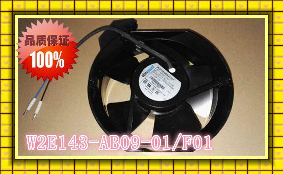 ebmpapst all'ingrosso W2E143-AB09-01 / ventola di raffreddamento F01