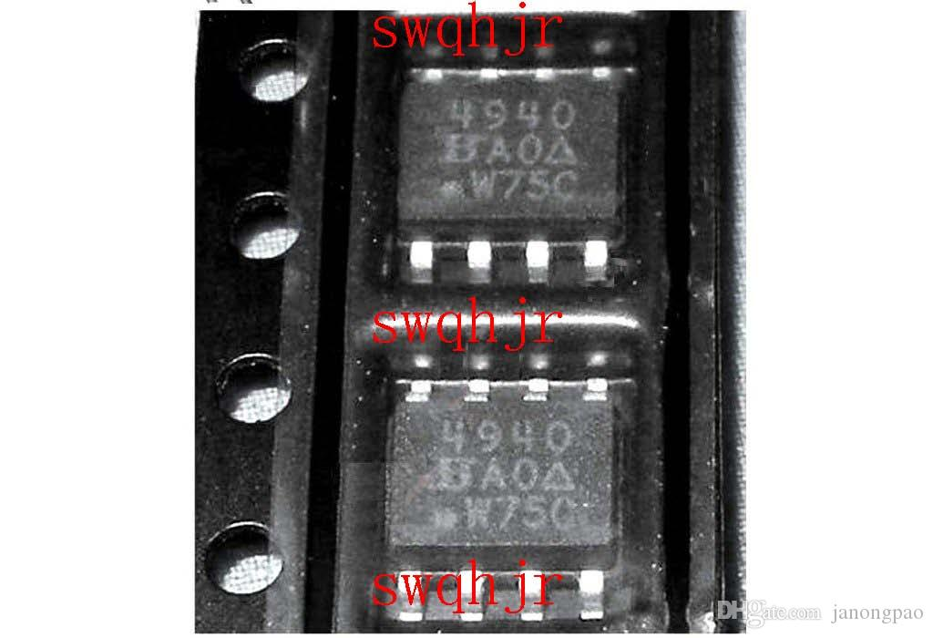 SI4940DY, 4940, Dual-40-V-MOSFET