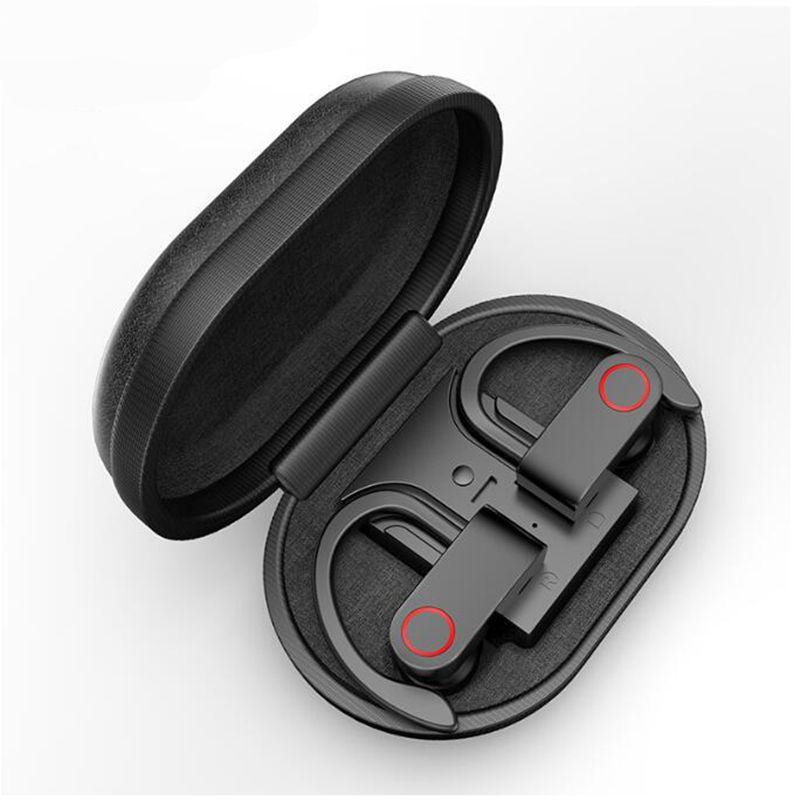 A9 TWS Bluetooth Kopfhörer wahr drahtlose Ohrhörer 8 Stunden Musik Bluetooth 5.0 drahtlose Kopfhörer Wasserdichte Sportkopfhörer