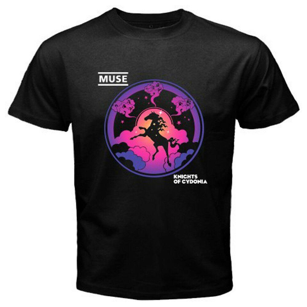 Nueva musa de Cydonia Roca Hombres de Negro camiseta talla S M L XL 2XL 3XL