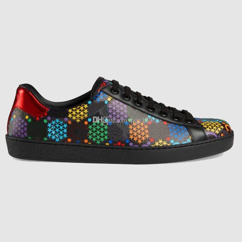 وصول جديد للجنسين حجم ACE حذاء مصمم أزياء العلامة التجارية الشهيرة مخدر الأحذية عارضة حجم 35-44 نموذج SY01