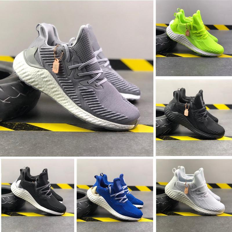 2020 mens diseño de marca Kolor AlphaBounce Más allá de 330 hombres de las señoras zapatos alfa rebotando formación plataforma de la zapata de triple des Chaussures correr
