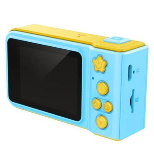 2pcs 2020 Hot Numérique Mini Caméra de 800 millions de pixels Petit Caméra Toi Sport Sport Caméra Toy cadeaux