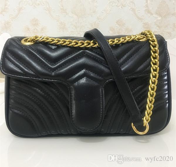 Alta Qualidade Famoso designer saco marca Ombro Pu moda bolsas cadeia couro corpo Cruz cor Pure bolsa de ombro bolsa das mulheres fêmeas
