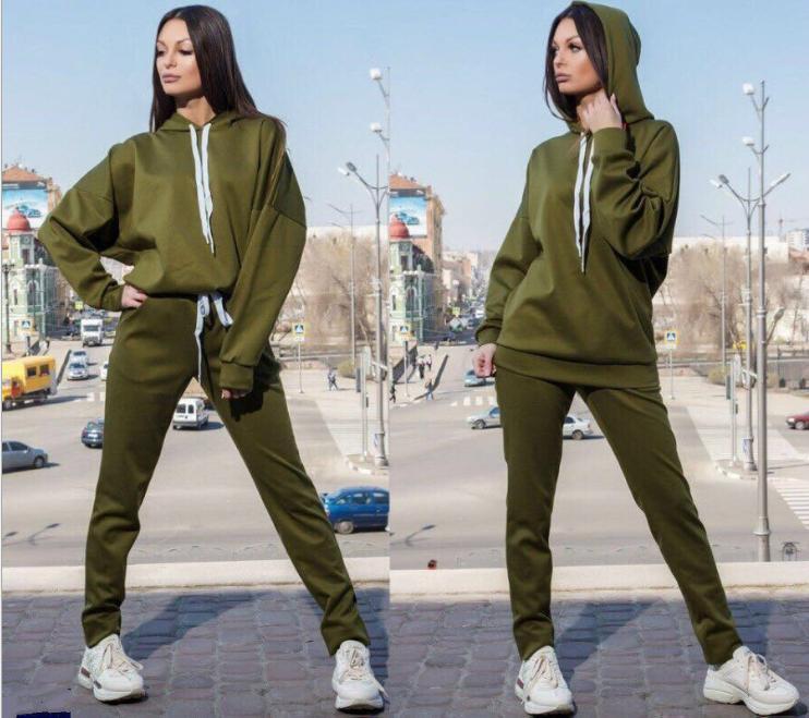 NUEVO MUELLE ACTIVO JERSEY CUELLO DE EQUIPO DE LA MANGA LARGA 100% DE CHANDALS S-2XL 5 liberan el algodón de las mujeres mediados de cintura REGULAR