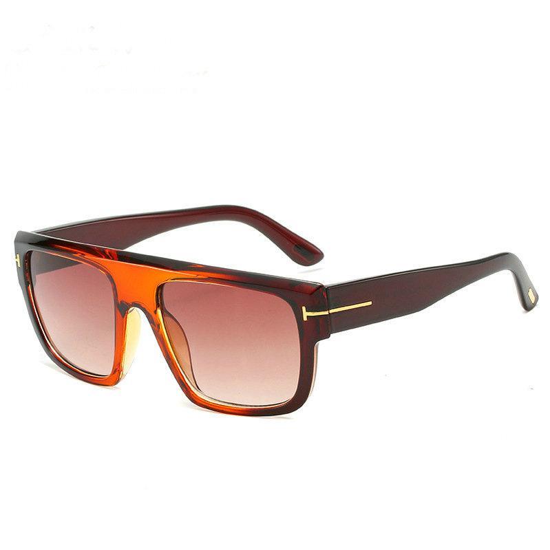 2020 Nouvelle-gros luxe Top qualité New Fashion 211 Tom lunettes de soleil pour homme femme Erika Ey Ford Designer Brand Lunettes de soleil Livraison gratuite