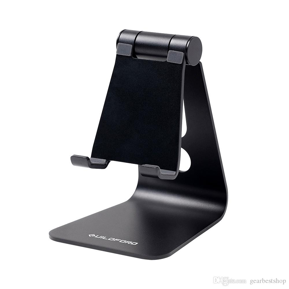 Multi-Angle Compact Aluminum Desktop Phone Stand Holder WA