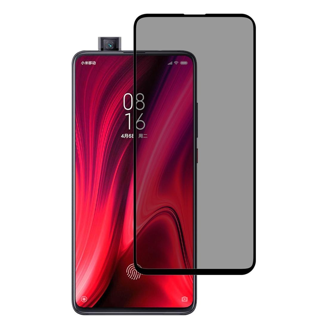 Full Cover Anti-spia vetro temperato Film per Xiaomi redmi K20 K20 Pro