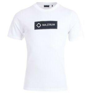 Polo MA Strum Short Sleeve White Short Sleeve MA.STRUM
