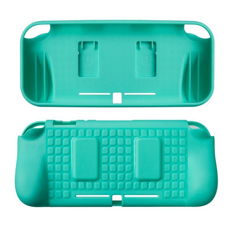 لينة tpu واقية قبضة القضية غطاء للتبديل لايت مصغرة وحدة حماية كم الصدمات المضادة للخدش مع بطاقات لعبة فتحات مربع التجزئة