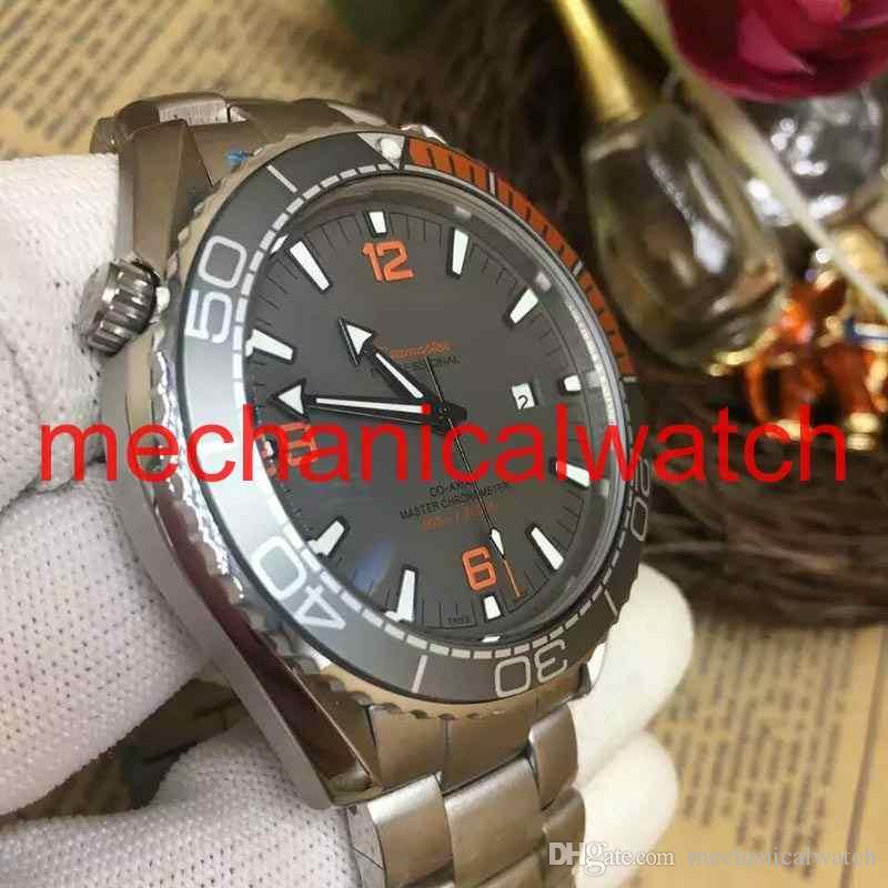 Reloj de lujo 300 m James Bond 007 reloj de pulsera de acero inoxidable movimiento mecánico automático Reloj de bisel de cerámica Reloj de los hombres