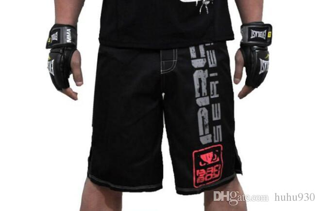 MMA Fighting Red Black Sports Fitness Breathable Tiger Muay Thai Glory Boxing