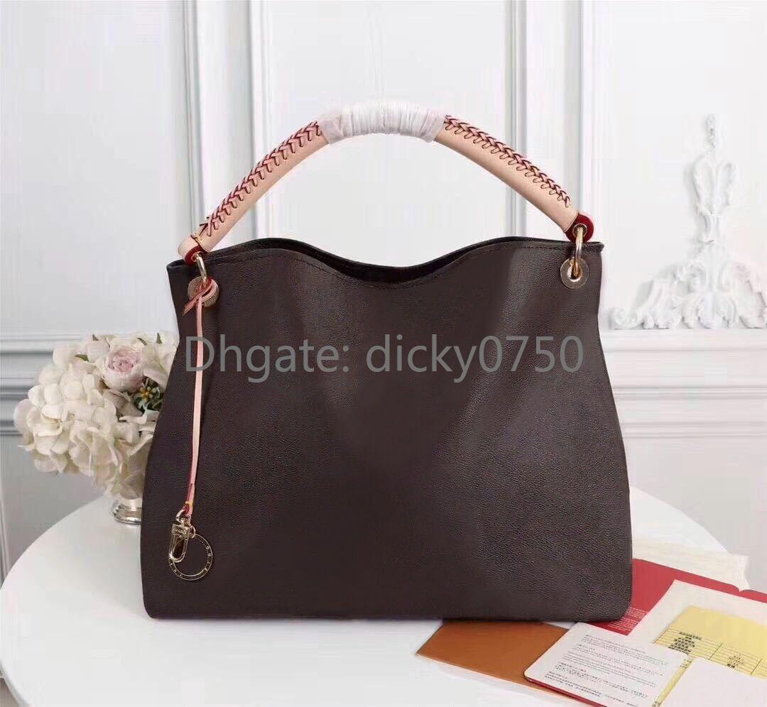 las mujeres clásicos bolso de diseño de compras de las mujeres bolsos de la bolsa de cuero grande capacidad de mensajero bolsa de asas artsy del totalizador al por mayor para las mujeres