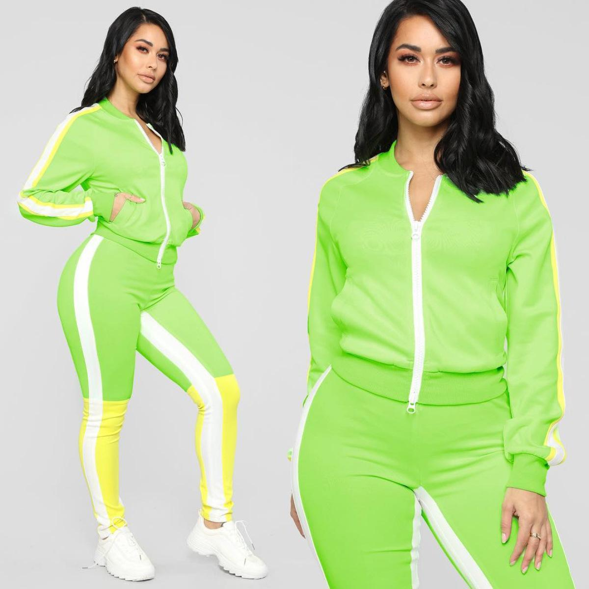 2021 Womens Sport Suits 2020 Hot Sale Tracksuit For Women Sweatshirt And  Joggers Sets Plus Size Autumn Winter Coat Svitshot Hoodie From Wert88898,  $15.89   DHgate.Com