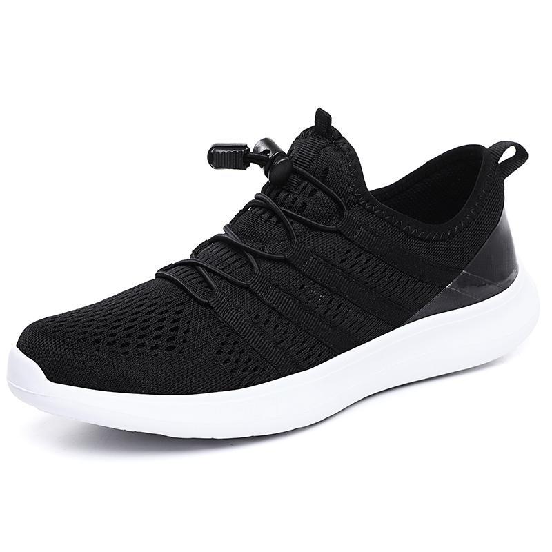 Léger grande taille Chaussures de sport Chaussures de course pour hommes Chaussures de sport respirant jogging Formateurs Fitnes marche Mens Athletic