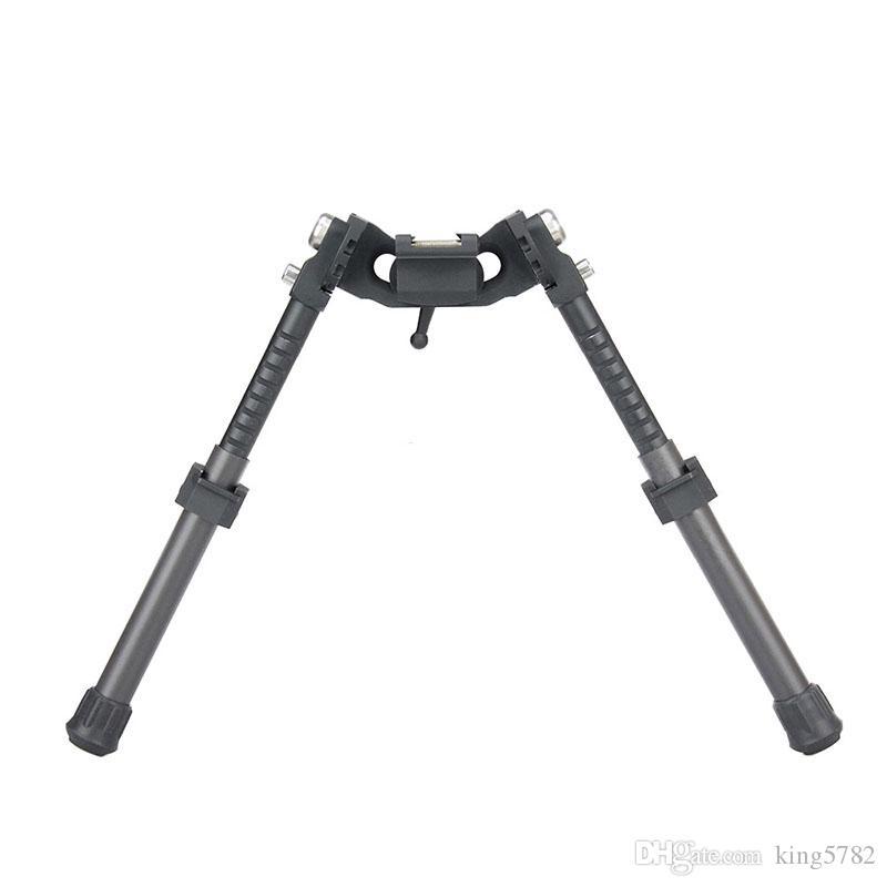 Fibra di carbonio Camo LRA torcia tattica Bipod Long Range Bipod per fucile da caccia
