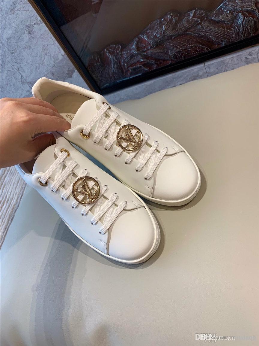 19FW мода кроссовки женщин свободного покроя холст обуви Женщина удобные дамы вулканизировать обувь на шнуровке женщины-инструкторы каблуки mujer 2020 YECQ5