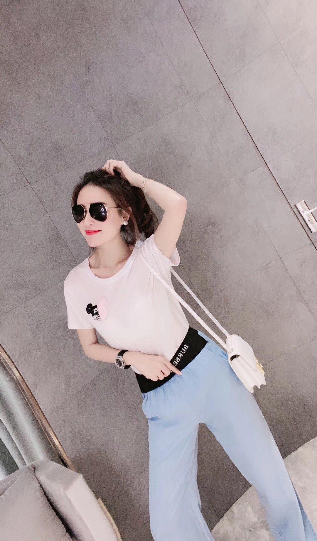 Tasarımcı Kadınlar Gömlek 2020 Yaz moda gömlek tişörtleri Ücretsiz favori yeni listeleme Parti çekicilik 2MQC nakliye bahar
