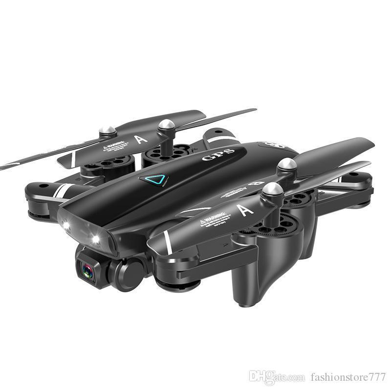 الجديد S167 طي GPS واي فاي الطائرة بدون طيار HD الجوي 4K الذكي رباعية المحور الطائرات حياة طويلة التحكم عن بعد للطائرات شحن مجاني