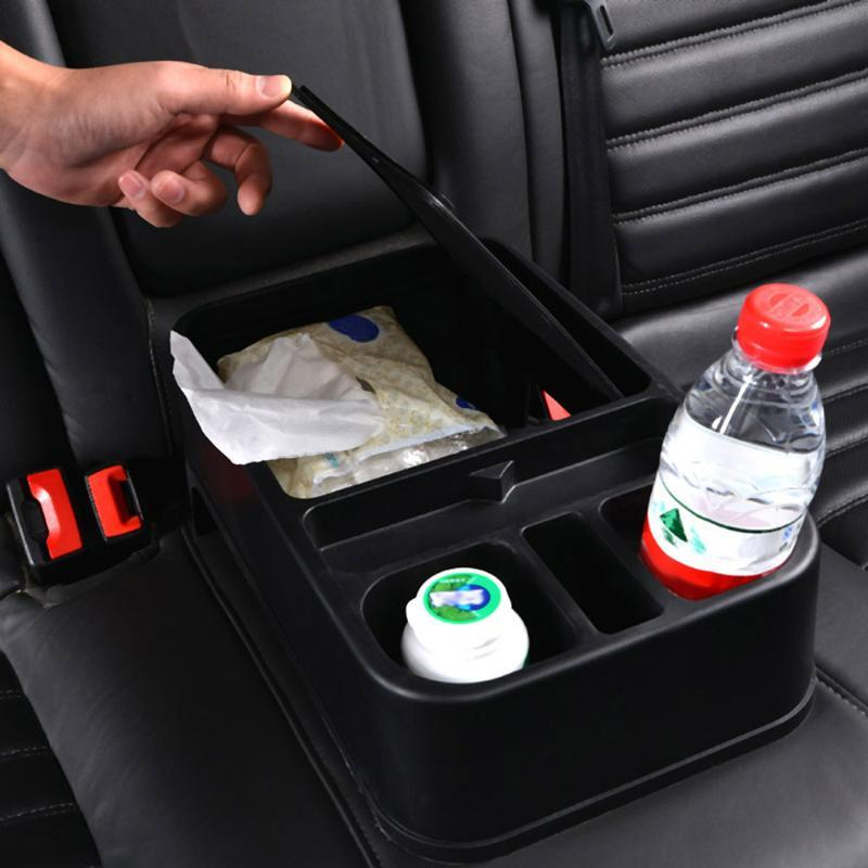 Stile caldo nuova sede di automobile bevanda vassoio multi supporto del vassoio di Coppa stoccaggio merci per le automobili T22805