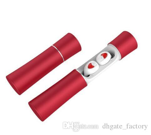 TW20 TWS Bluetooth 이어폰 5.0 무선 스테레오 헤드폰 미니 이어폰 스포츠 헤드셋 헤드폰 미니 이어폰 DHL