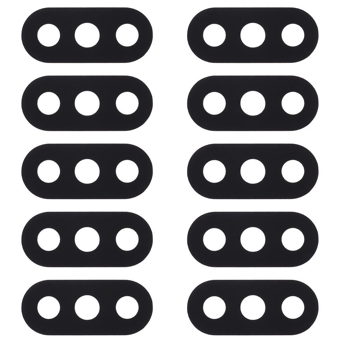 10 PCS Zurück Kamera-Objektiv-Abdeckung für Xiaomi Redmi Anmerkung 5 Pro / Redmi Note 5