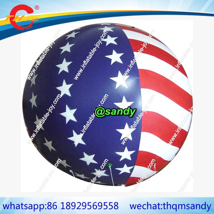 free air shipping,Happy Smiling Face inflatable sky helium balloon ball,advertise roof hanging inflatable air balloon model