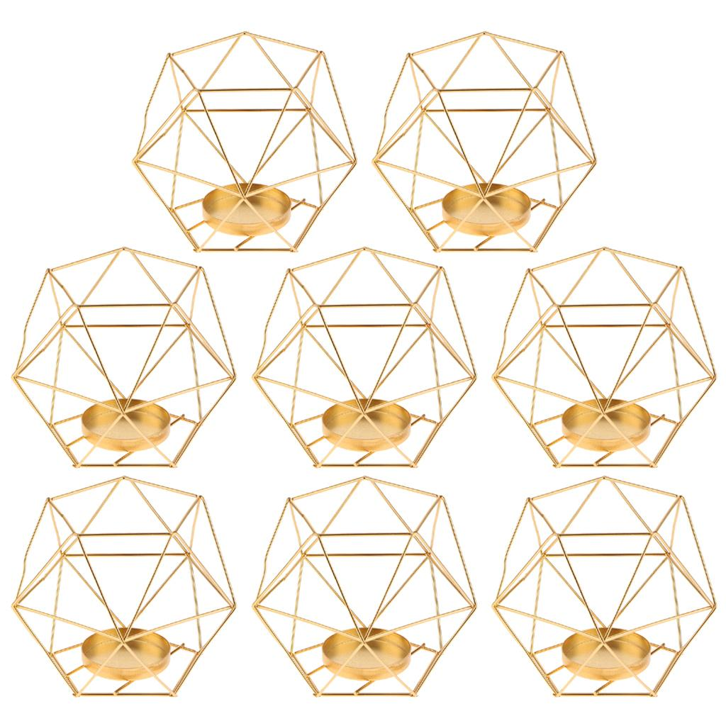 3d Geometric Tea Light Candle Holder Table Stands Wedding Centerpiece Sh190924 Tea Lights Candle Holders Tealight Candle Holder From Hai07 39 47 Dhgate Com
