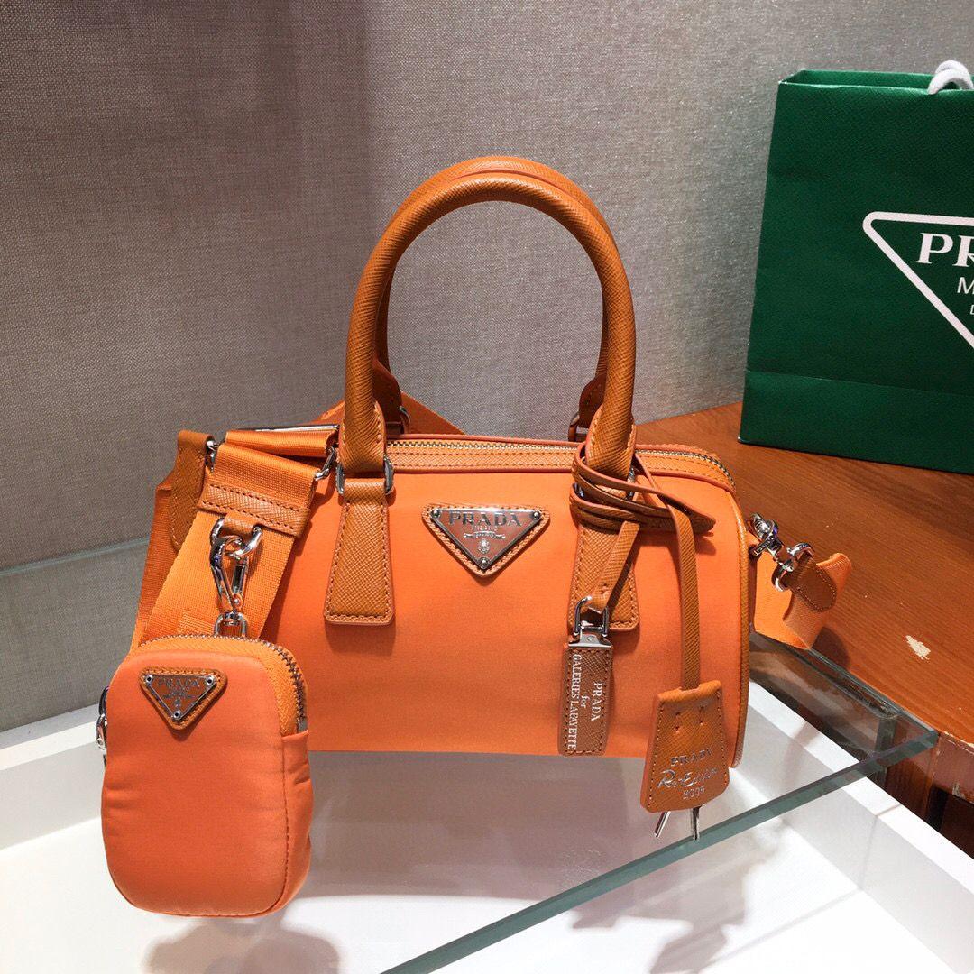 accesorios de metal de estilo casual de negocios manera del bolso calidad de encargo de gama alta del bolso de la señora del 7A clásico con correa de hombro larga