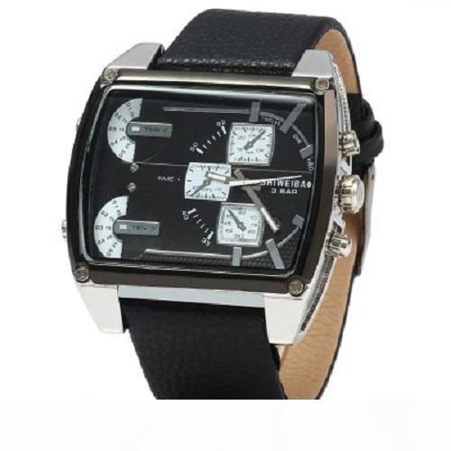 Shiweibao J1132 Мужские кварцевые часы с функцией даты
