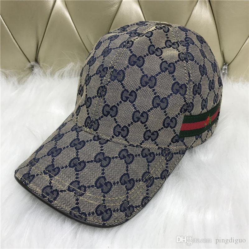 Kadınlar Erkekler Beyzbol Şapkası Moda Beyzbol Şapka Snapback Cap Klasik Snapback Kemik Unisex Golf Sport Cap