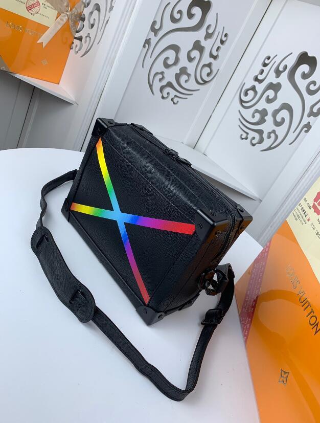 2020 Super alta qualidade bolsa clássica Designer mulheres bolsas saco de mão de luxo Genuine Leather Shoulder Straps bolsa de moda de lona X01