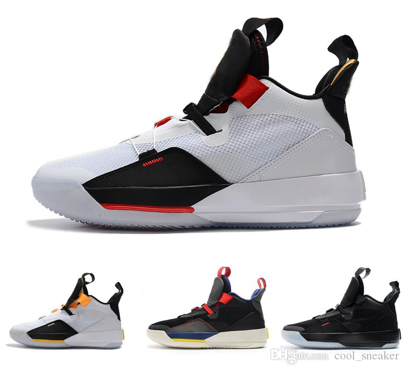 2019 newest J33 For Men's XXXIII Shoes Sport boots Shoes 33S Basketball air Sneakers Size 40-46