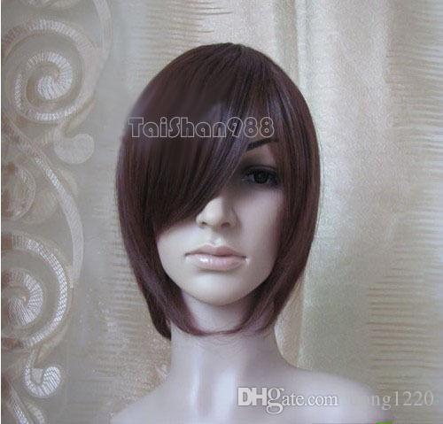 Perruques de perruques pour femmes
