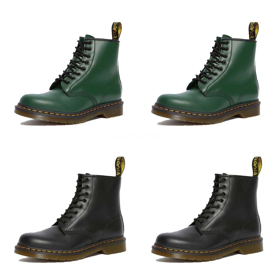 Ücretsiz Alışveriş Kadınlar Kış Boots Kestane Siyah Beyaz Kırmızı Yeşil Casual Martin Boots Yürüyüş Spor Ayakkabı Çizme # 791