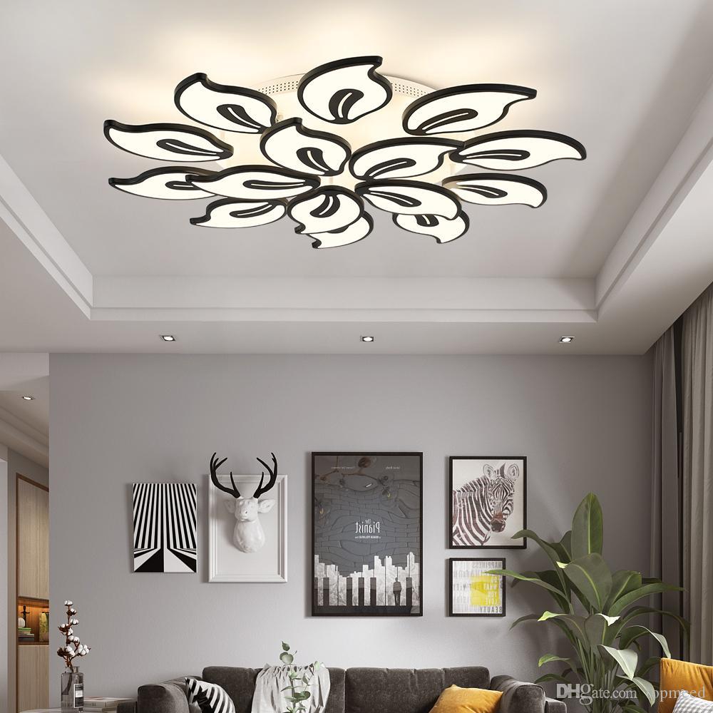 الحديثة بريقا الصمام مصباح السقف الثريا الإضاءة في غرفة المعيشة المطبخ غرفة الطعام غرفة الطعام المنزل آرت ديكو الفاخرة ضوء fixure