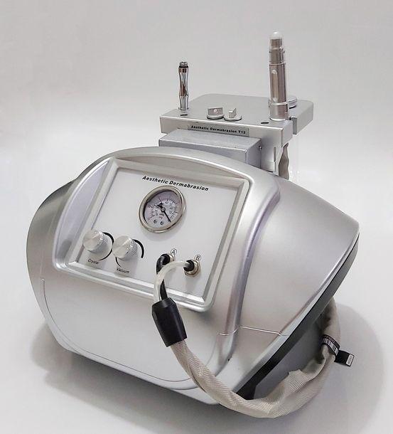 Portable Diamond Crystal Microdermabrasion Machine with Crystals Powder For Skin Peel Facial Derma Peeling Dermabrasion Rejunvention