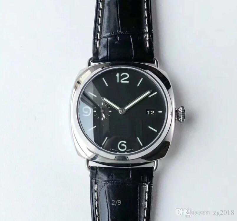 роскошные часы дизайнерские часы наручные часы VS завод v2 pam388 45 мм диаметр калибра Cal.P.9000 механизм 316L из высококачественной стали