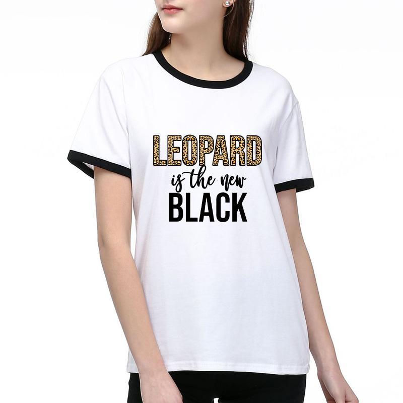 Femmes d'été T-shirt imprimé mode DIY T-shirts Casual Streetwear T-shirts dames de haute qualité DIY Vêtements Taille S-2XL