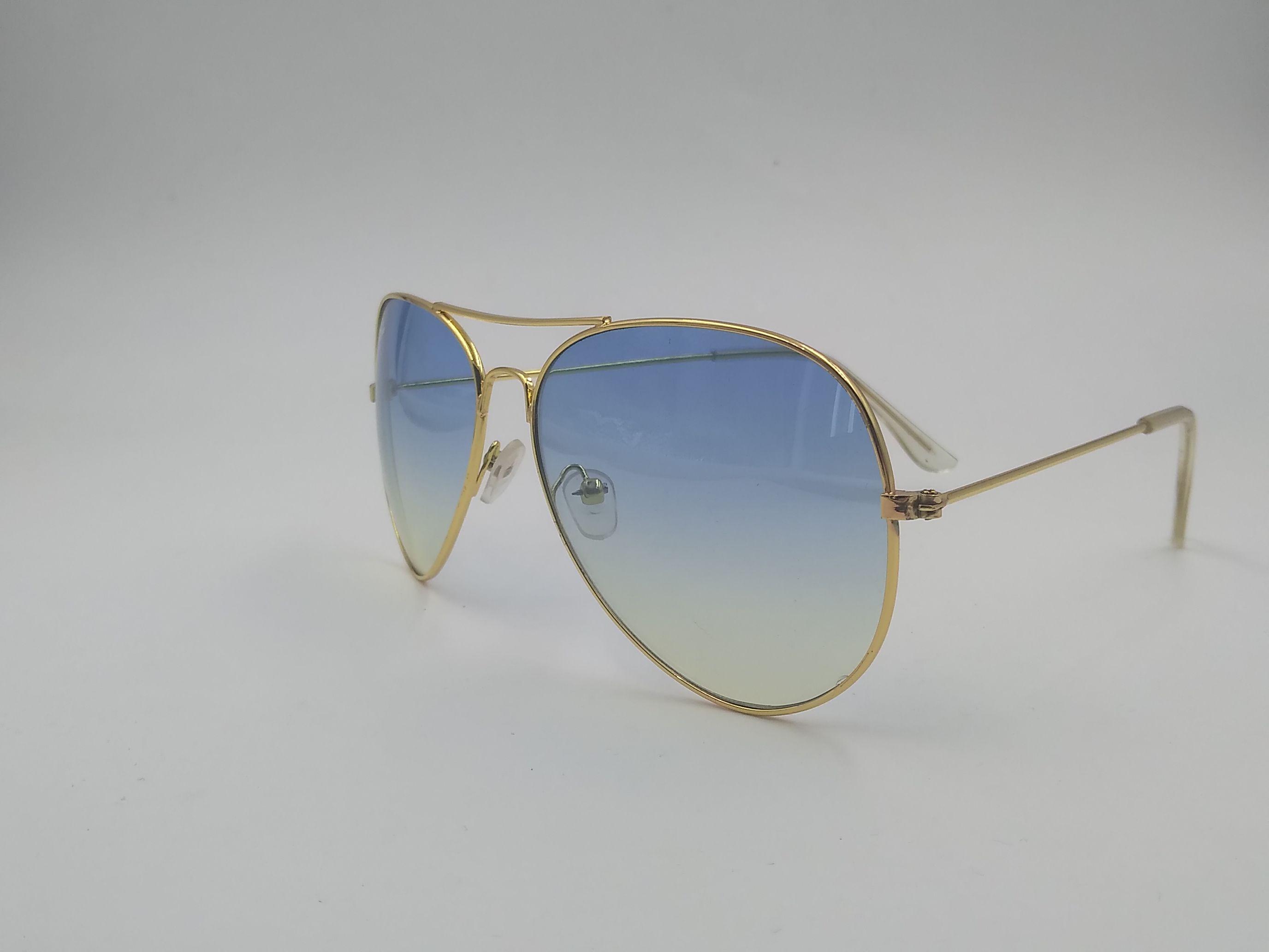 марка унисекс мода классика металлическая оправа с цветными линзами солнцезащитные очки звезды солнцезащитные очки